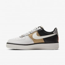 Nike Air Force 1 (Grises/Negras) CT3434-001