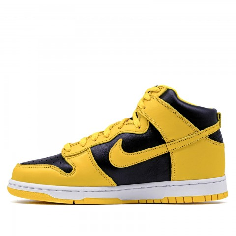 Nike Dunk High SP Iowa (Negras/Varsity Maize) CZ8149-002