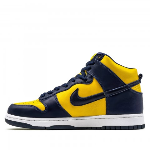Nike Dunk High SP (Varsity Maize/Midnight Navy) CZ8149-700