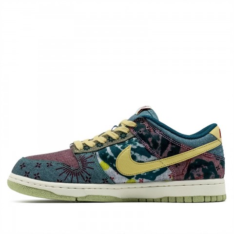 Nike Dunk Low SP (Multi-Color/Turquoise) CZ9747-900