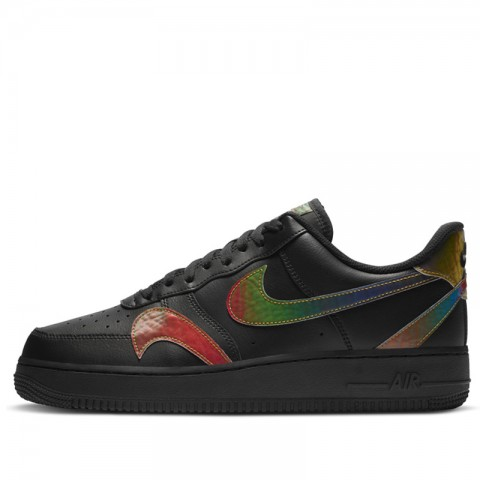 Nike Air Force 1 '07 LV8 (Negras/Multi) CK7214-001