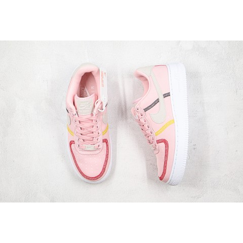 Nike Mujer Air Force 1 '07 LX (Rojas/Bright Citron) CK6572-600