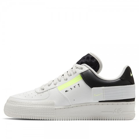 Nike Air Force 1-Type (Blancas/Barely Volt) CK6923-100