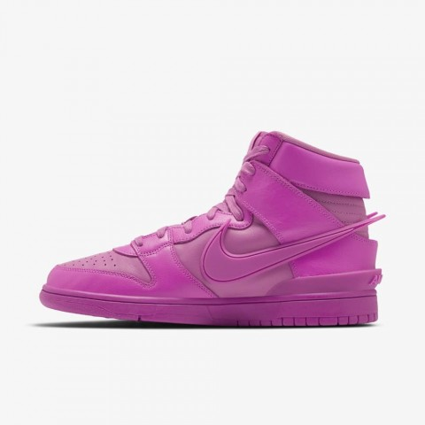 Ambush x Nike Dunk High (Active Fuchsia/Rosas) CU7544-600